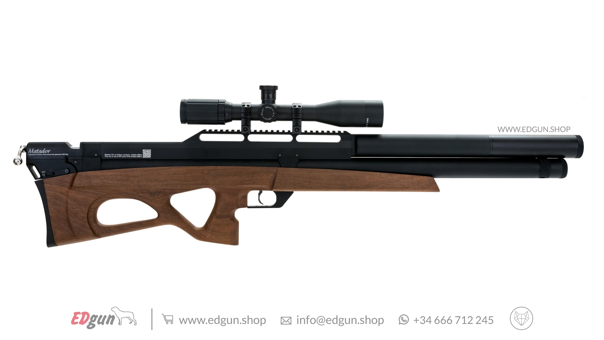 EDgun Matador R5 <br>Limited Edition Super Long
