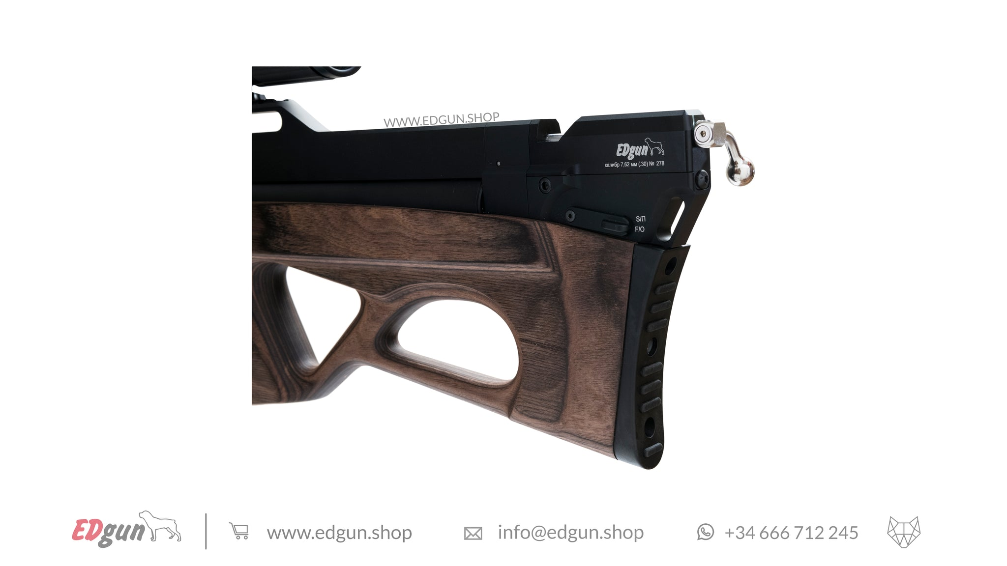 EDgun Matador R5 <br>Limited Edition Long
