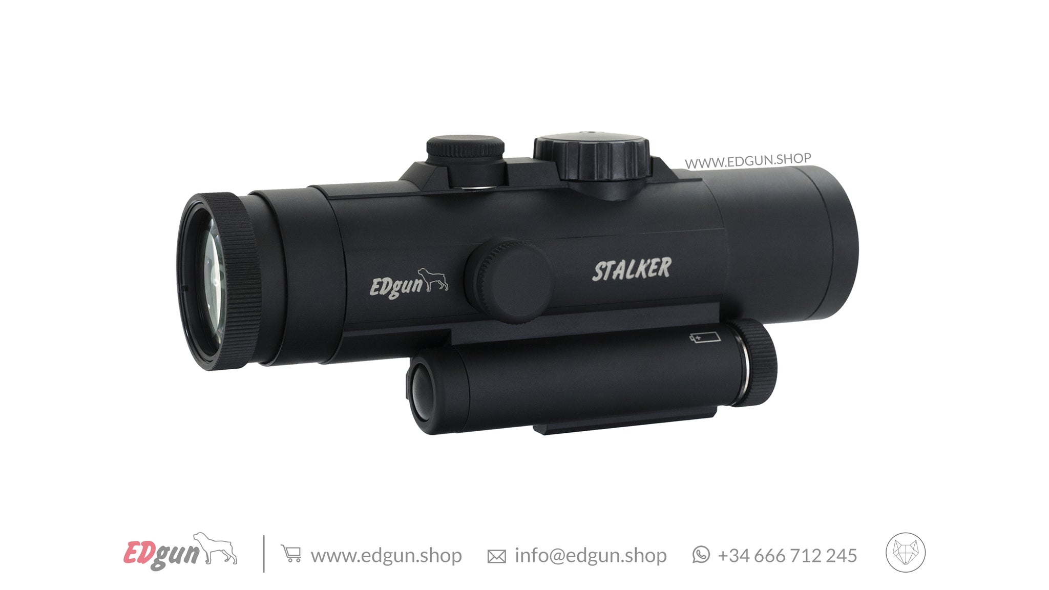 Наперсток EDgun Viewer <br /> STALKER 6X30