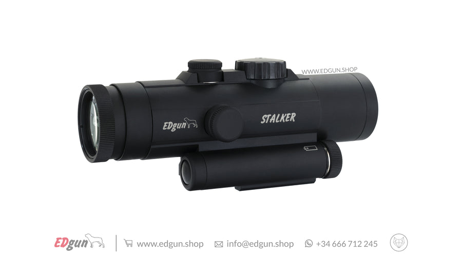 EDgun Dedal Scope <br>STALKER 6X30 · PRE-ORDER