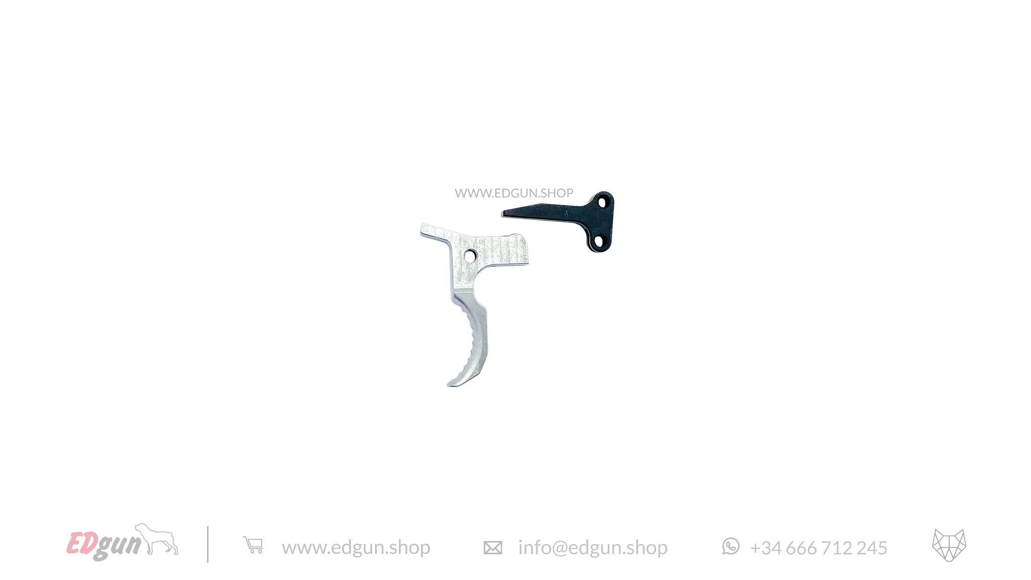 Metal Trigger for R5M and Lelya 2.0