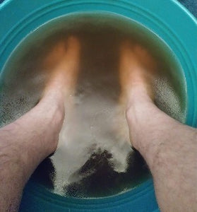 release negative foot bath