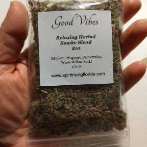 good vibes smoke blend