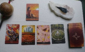 intuitive 5 card reading