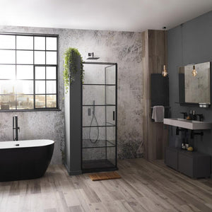 CURRENT TRENDING BATHROOM STYLES | DECOR | FEATURES-Decor Walls & Flooring