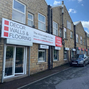 Décor Walls & Flooring Huddersfield is NOW OPEN-Decor Walls & Flooring