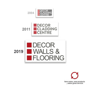 New Name, New Products... Same Great Service-Decor Walls & Flooring