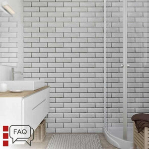 Frequently asked bathroom wall panel questions