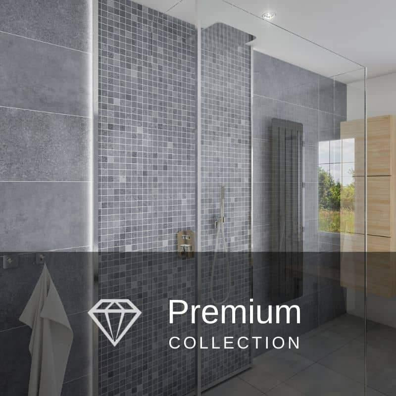 PREMIUM SHOWER PANELS