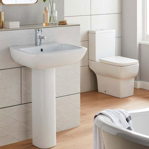 Suites & Sanitaryware-Decor Walls & Flooring