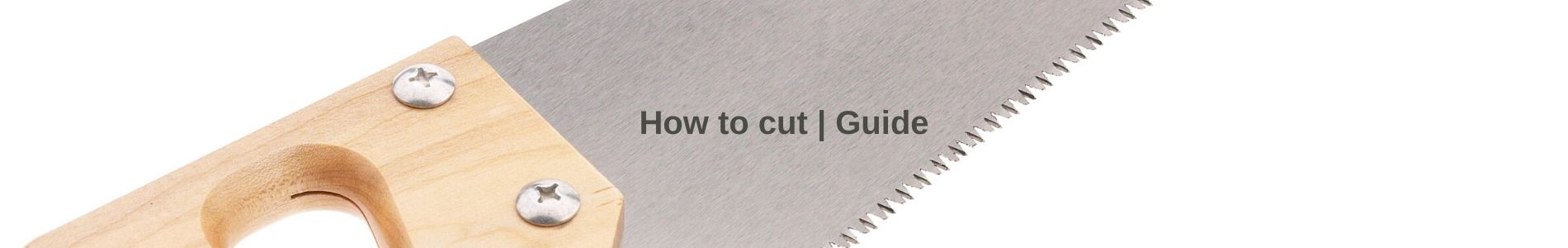 how to cut wall cladding