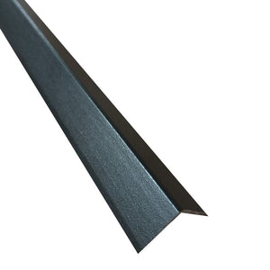 Aluminium External Corner (Rigid) Anthracite