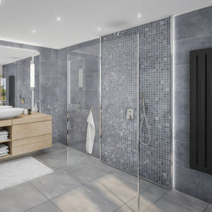 Large Premium Midnight Stone Blue Shower Panel 1.0m x 2.4m