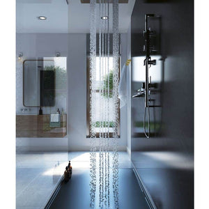 Slate Grey-ShowerWall-Decor Walls & Flooring