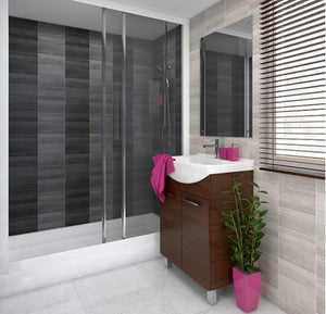 Vox Modern Decor Graphite Small Tile-Decor Walls & Flooring