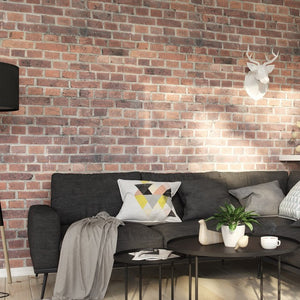 Vox Motivo Modern 3D Red Brick-Decor Walls & Flooring