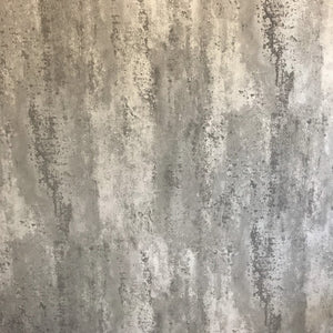 Brushed Silver Grey-Decor Walls & Flooring