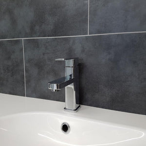 Dumalock 2 Tile Stone Dark Concrete-Decor Walls & Flooring