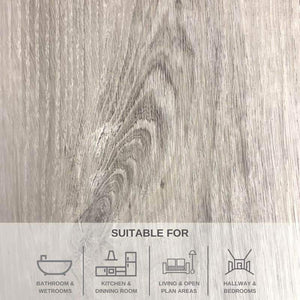 Tummel Oak SPC Flooring 2.196m² PACK