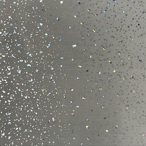Grey Sparkle Shower Panel 1.0m x 2.4m-Decor Walls & Flooring