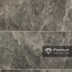 Large Premium Tile Grey Shower Panel 1.0m x 2.4m-Shower Panel-Decor Walls & Flooring