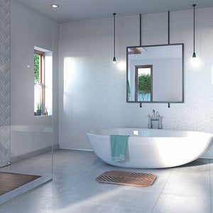 Luna-ShowerWall-Decor Walls & Flooring