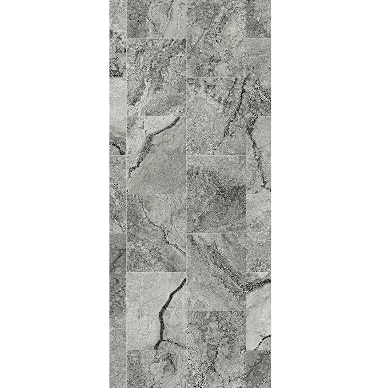 Large Premium Trezzano Black Shower Panel 1.0m x 2.4m-Shower Panel-Decor Walls & Flooring