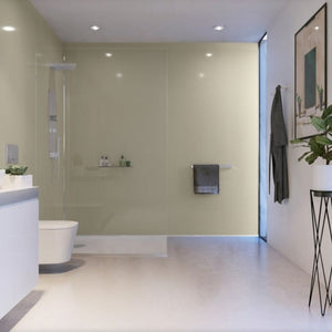 Vanilla Sparkle-ShowerWall-Decor Walls & Flooring
