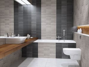 Vox Modern Silver Large Tile-Decor Walls & Flooring