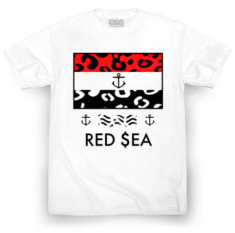 544 RED $EA TEE