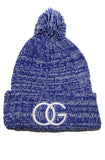 614 Powder Blue Beanie