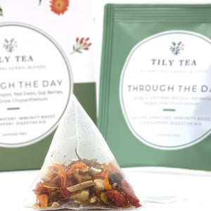 Through The Day - Tily Tea