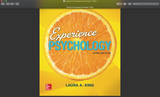 Experience Psychology 3rd Edition by Laura A. King (eBook PDF)