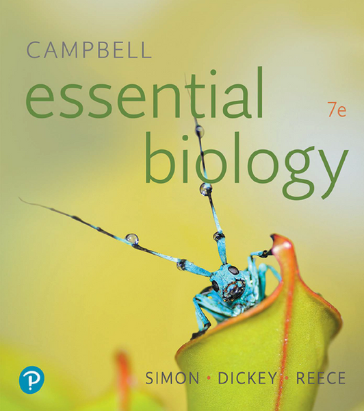Campbell Essential Biology 7th Edition by Eric J. Simon (eBook PDF)