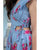 Powder Blue Indo-western Dhoti Set of 2