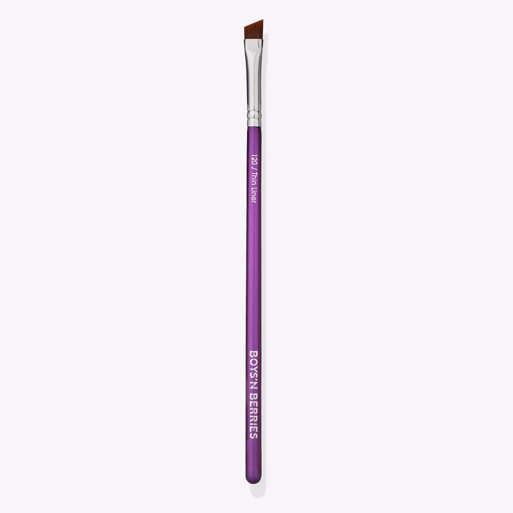 Thin Liner Eye Brush, Brush, Boys'n Berries