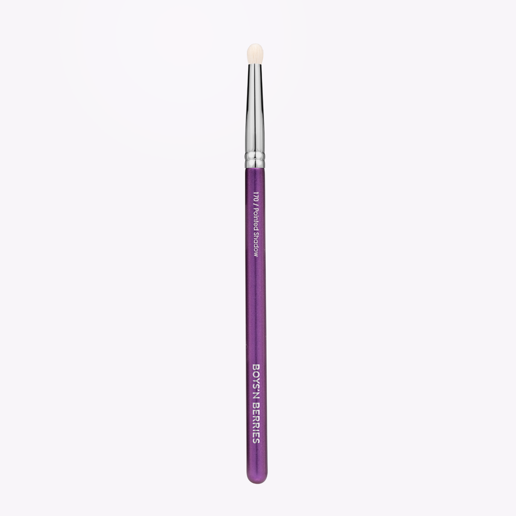 Pointed Shadow Eye Brush, Brush, Boys'n Berries