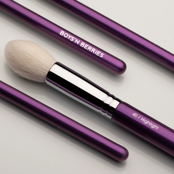 Highlight Face Brush, Brush, Boys'n Berries