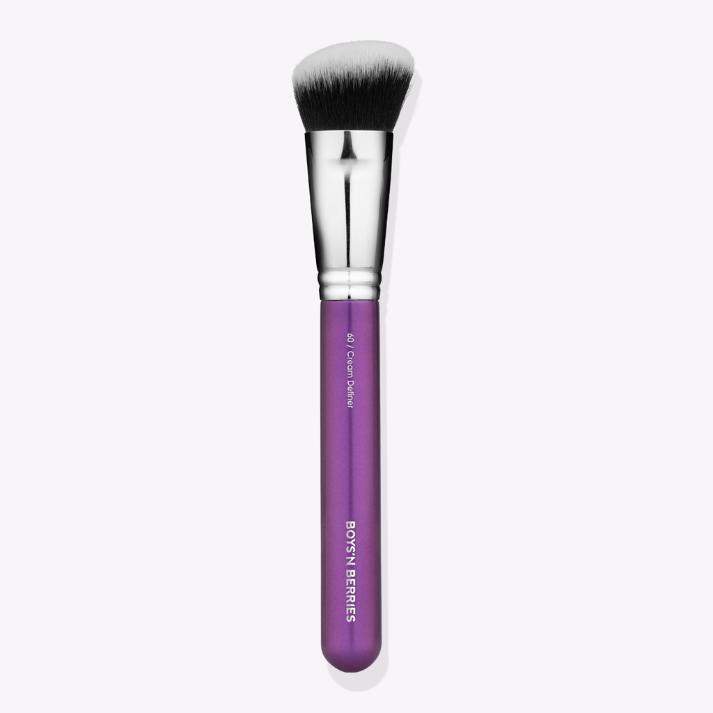 Cream Definer Face Brush, Brush, Boys'n Berries