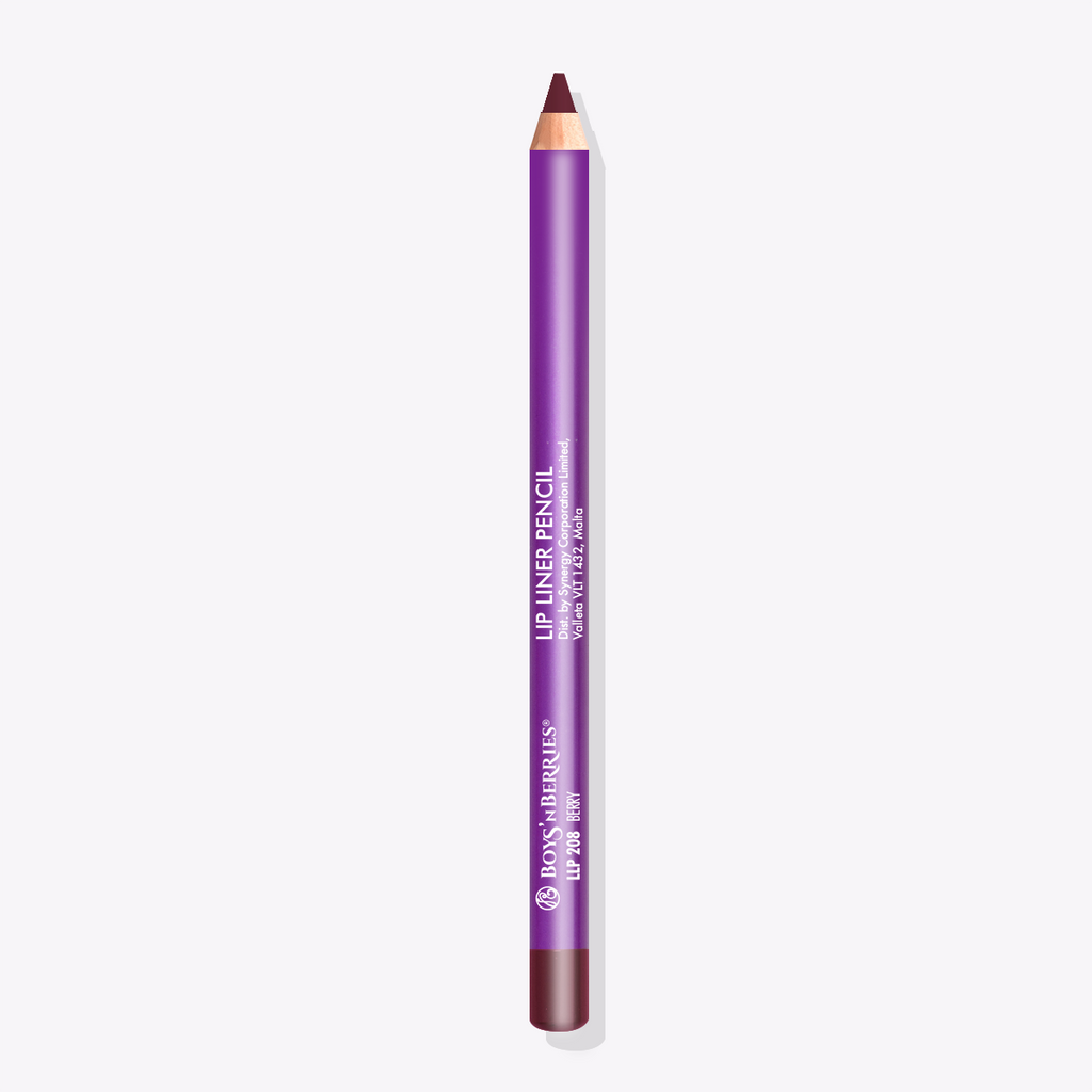 Pro Lip Liner Pencil Berry, Lip Liner Pencil, Boys'n Berries