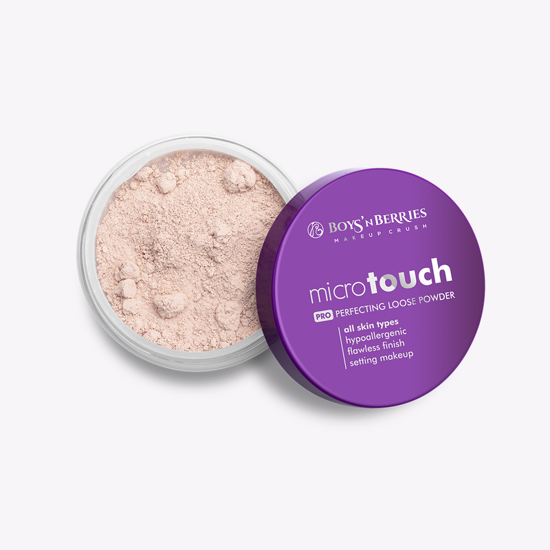 MicroTouch Perfecting Loose Powder Nude