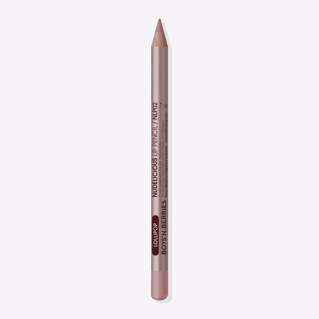 Nudelicious Lip Liner Pencil Lollipop