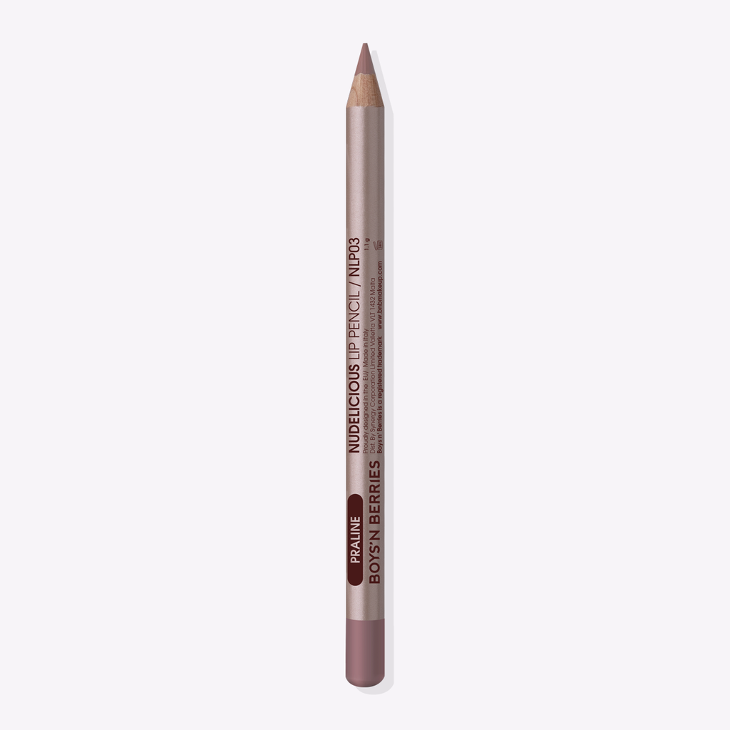 Nudelicious Lip Liner Pencil Praline