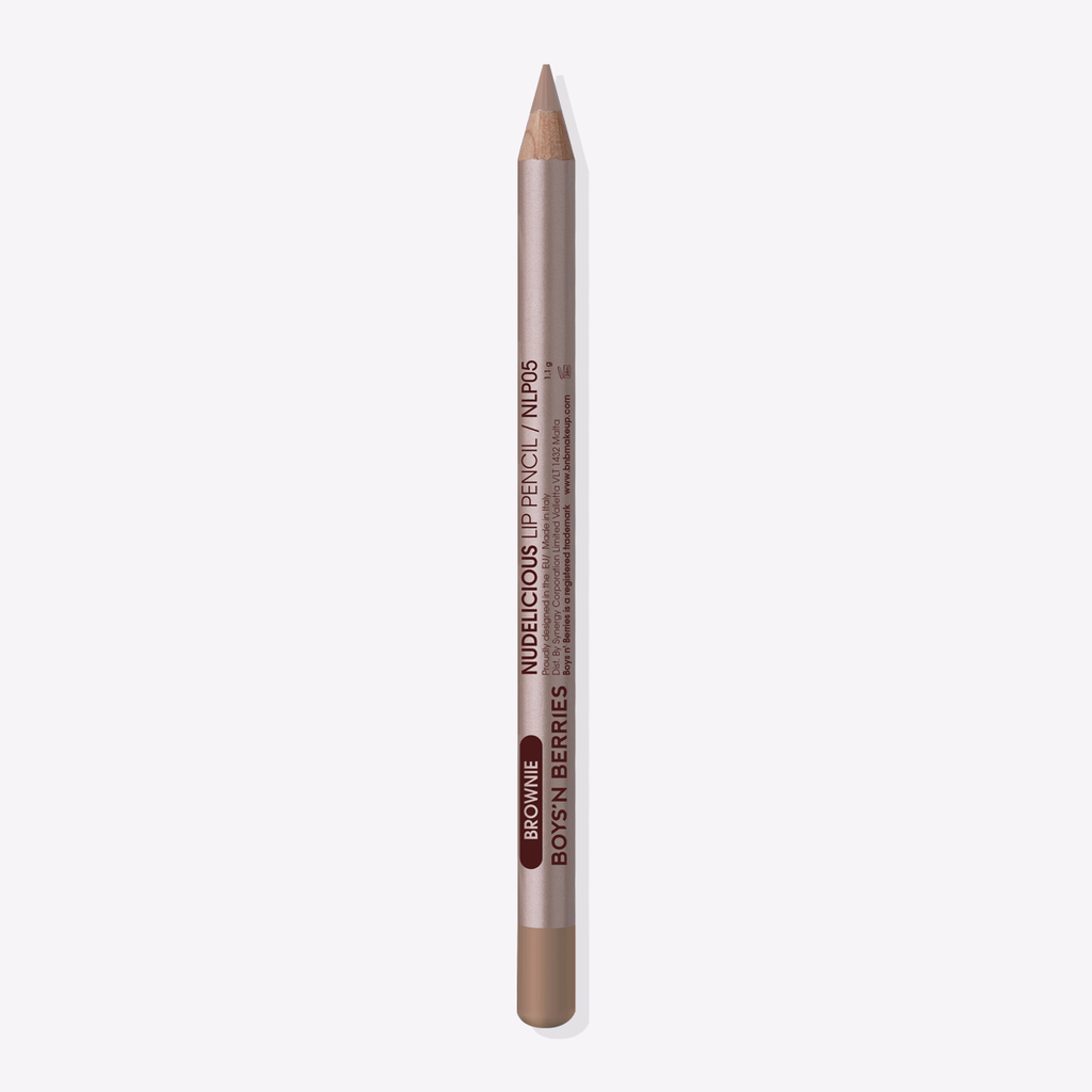 Nudelicious Lip Liner Pencil Brownie