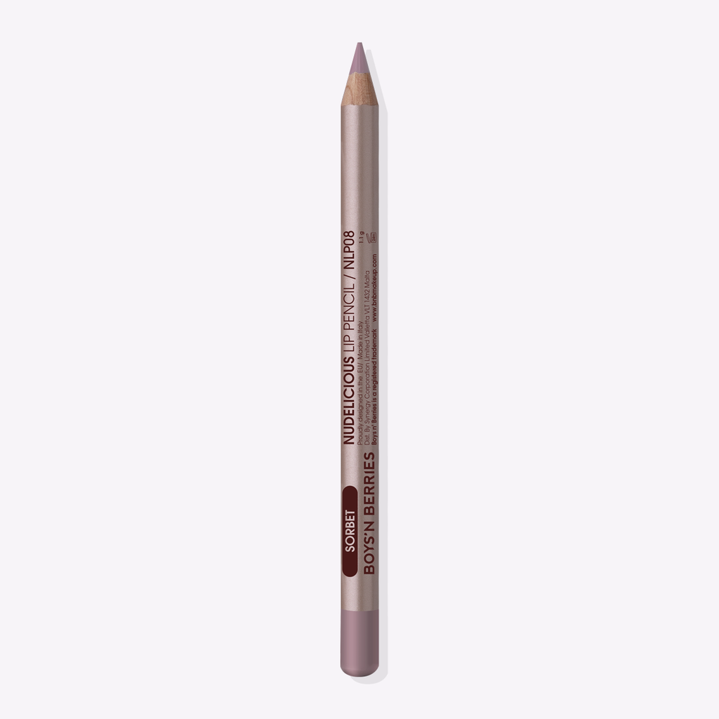 Nudelicious Lip Liner Pencil Sorbet