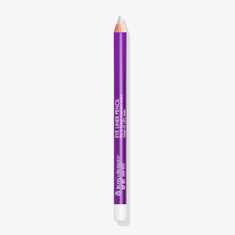 Pro Eye Liner Pencil Snow White, Eye Liner Pencil, Boys'n Berries