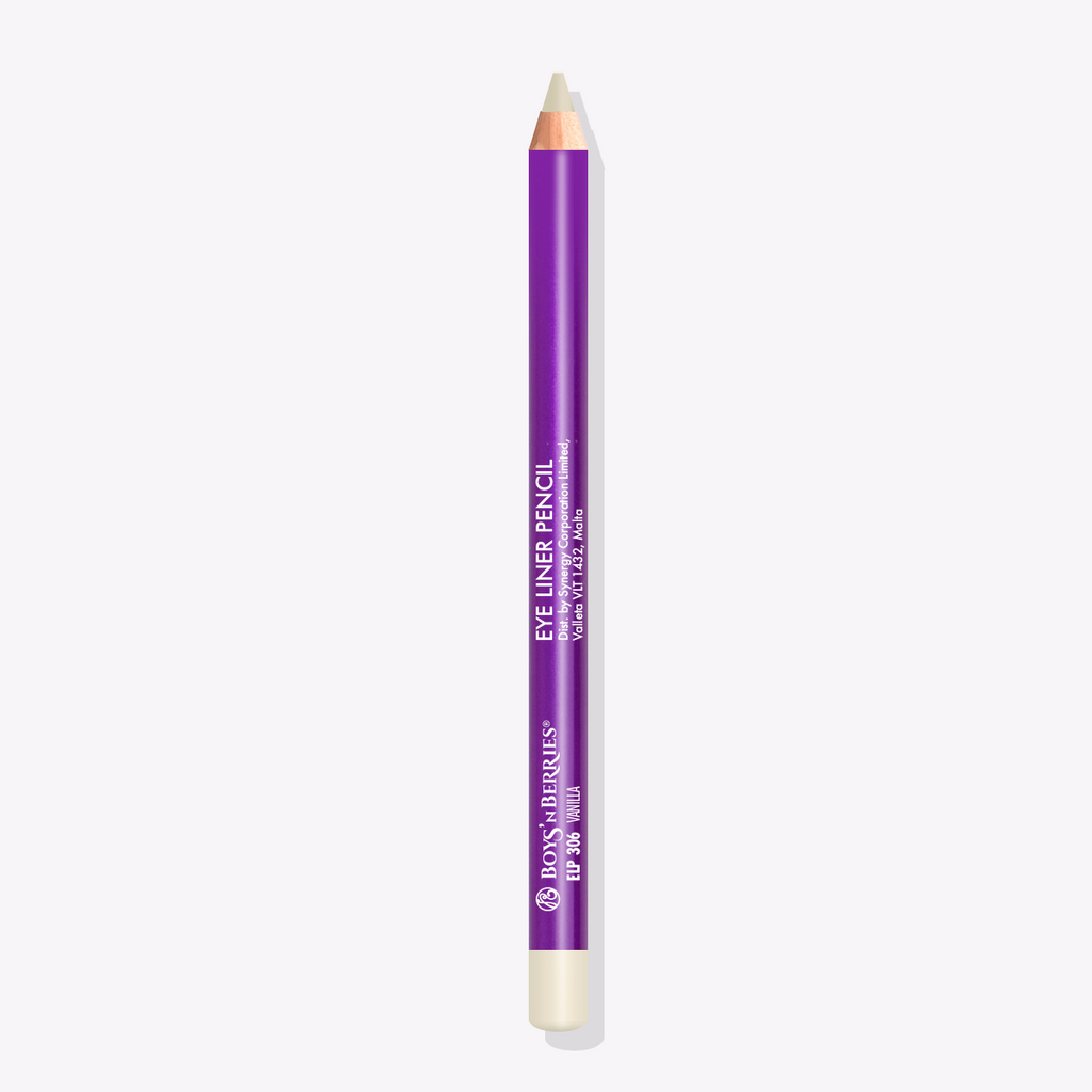 Pro Eye Liner Pencil Vanilla, Eye Liner Pencil, Boys'n Berries
