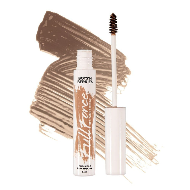 Full Force Brow Mascara Taupe