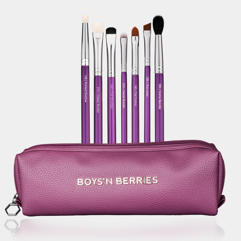Basic Eye Set, Pouch Bag, Boys'n Berries