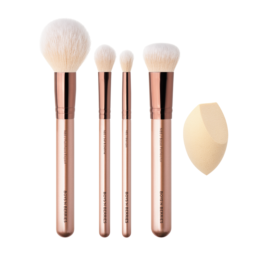 Nudelicious Brush Set